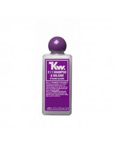 KW 2 i 1 Shampoo og Balsam...
