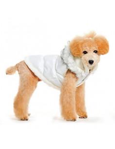 Chic Hundejakke - Hvid