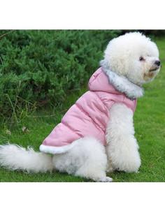 Chic Hundejakke - Pink