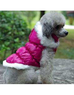 Chic Hundejakke - Rosa