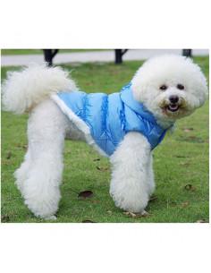 Chic Hundejakke - Due Blå