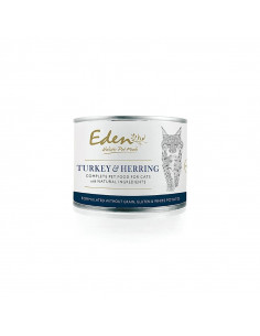 Eden Turkey and Herring Cat