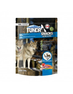 Tundra Dog Snack Active &...