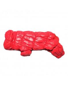 Varm Heldragt til Hund Rød